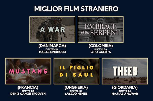 oscarmigliorFILMSTRANIERO2016